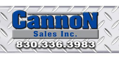 Cannon Sales Inc