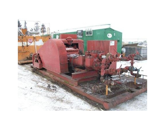 National Ideal D 50 Duplex Pumps For Sale Chad Equipment