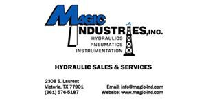 <strong>Magic Industries Inc</strong> - Victoria, TX - (361) 576-5187