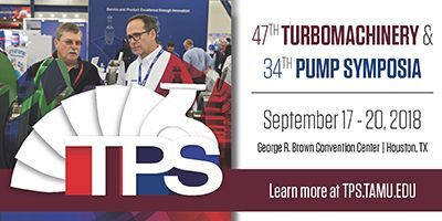 47th Turbomachinery & 34th Pump Symposia