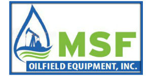 <strong>MSF Oilfield Equipment Inc</strong> - Broussard, LA - (337) 365-3515