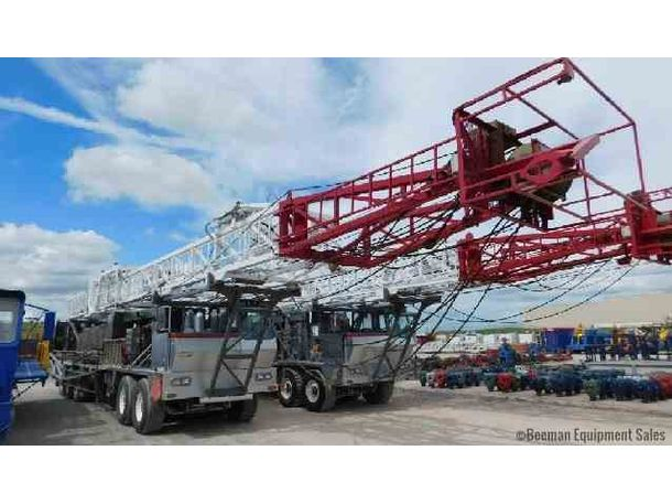 dee29f1499 CROWN Drilling Rigs - Well Service