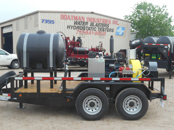 Testing Equipment - Hydrostatic Oilfield Parts for sale at Tradequip